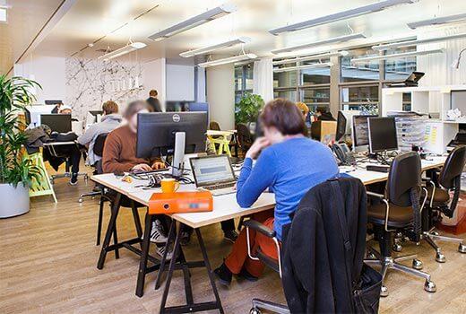 Die Vermessung des Schreibtisches – Oder: Was für ein Büro darf es denn sein?