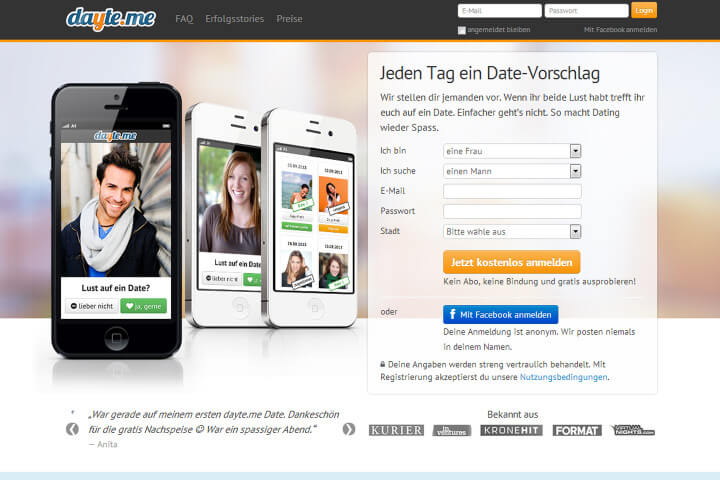 Starten sie den chat online-dating