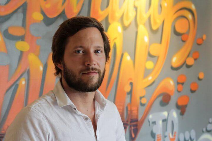 Hagen Wolf, Leiter Partnerships bei Secret Escapes