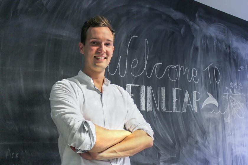 Benjamin Brühl, Produktmanager bei FinLeap