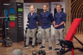 Towell: Drei Sportler und ein Handtuch