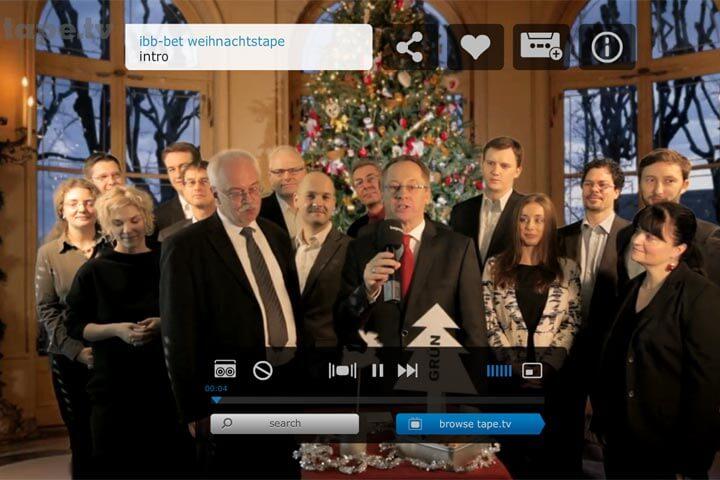 Die schönste, musikalische VC-Weihnachtsshow des Jahres