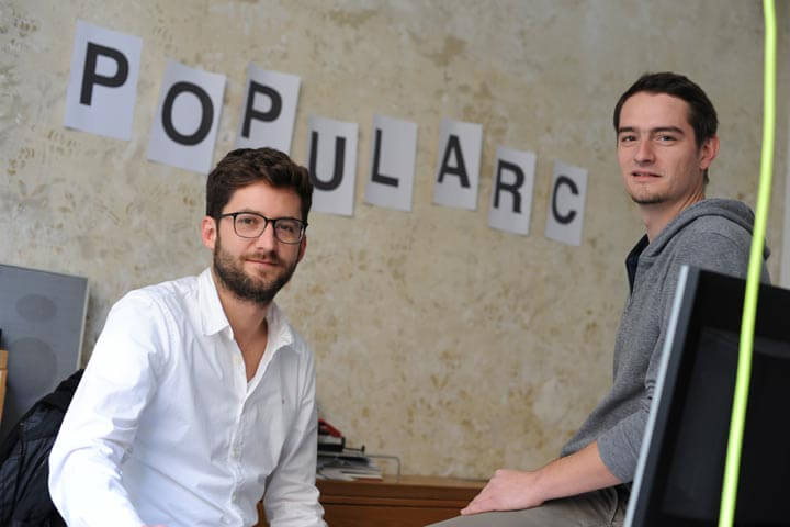 popularc will Architektur für jeden zugänglich machen