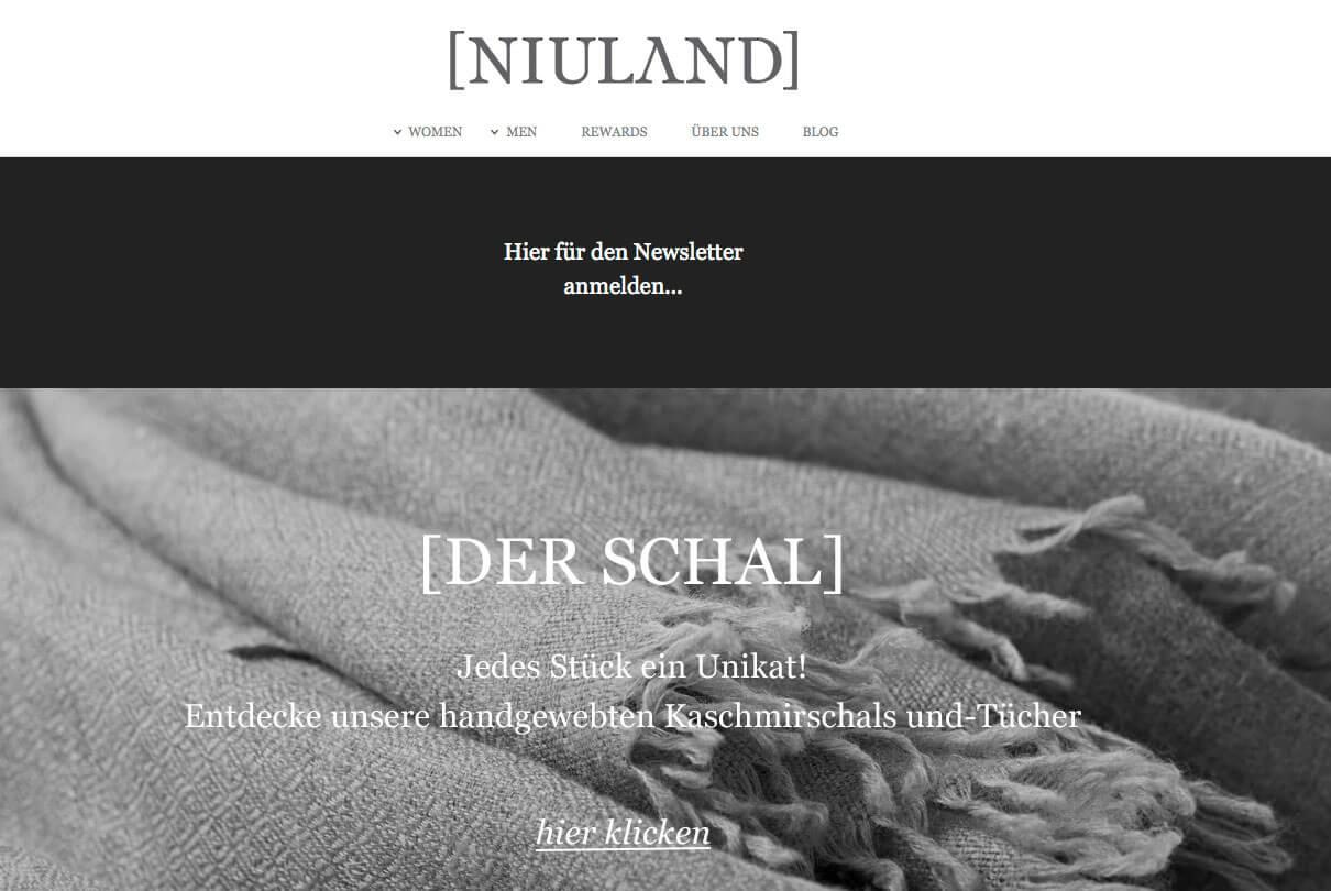 Niuland, Aumedo, Premior, Artist Radar, Woont