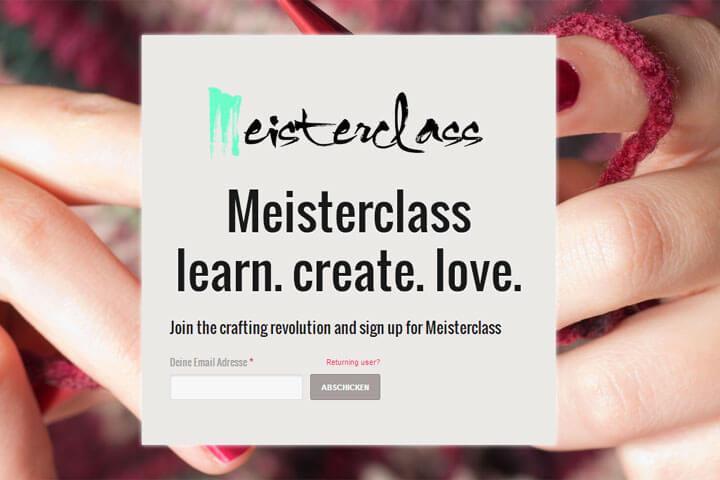 """Bei Meisterclass können Onliner ihre """"kreative Seite ausleben"""""""