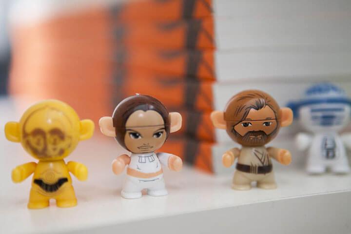Wo R2-D2, C-3PO und Yoda zu Hause sind