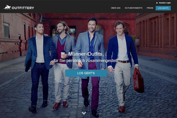 Nur Notgeld für Outfittery? – Hier alle Deals des Tages