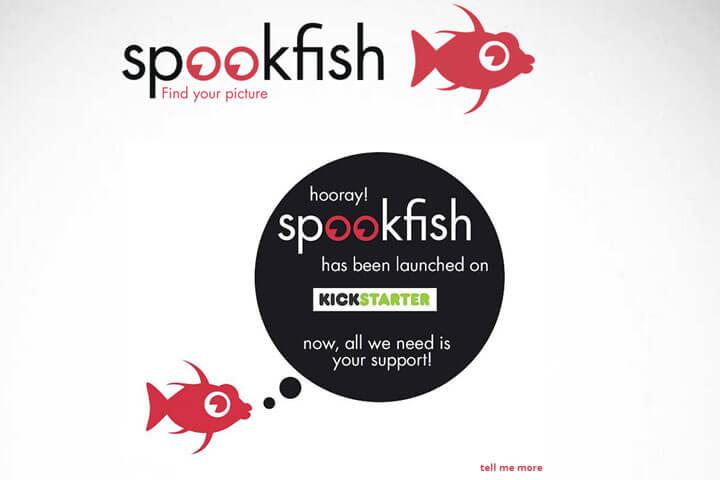 Spookfish hilft bei dreistem Bilder-Diebstahl