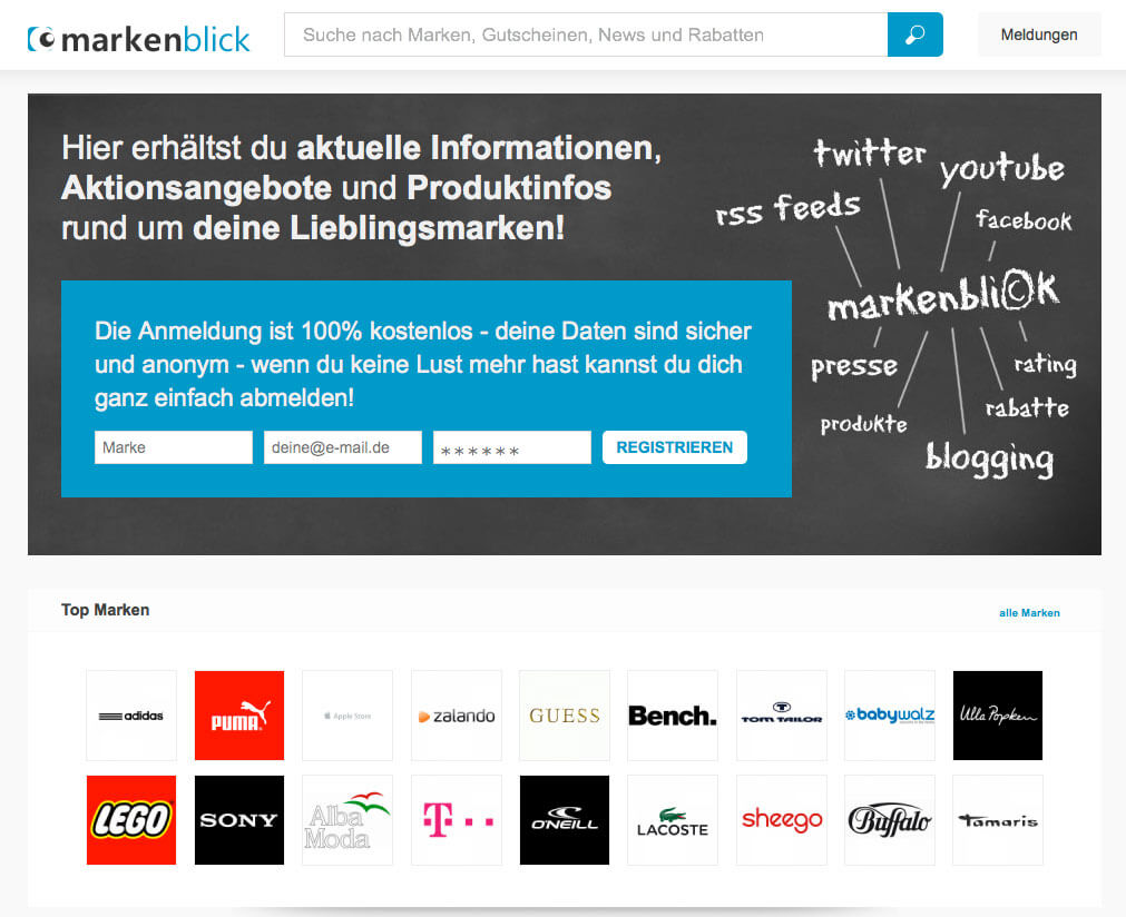 Markenblick, ProvenExpert, Holly, Stagelink, PhotoLove