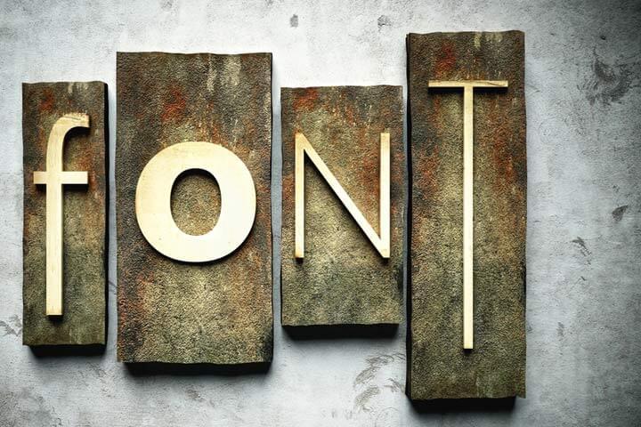 5 Faustregeln für professionelle Typografie