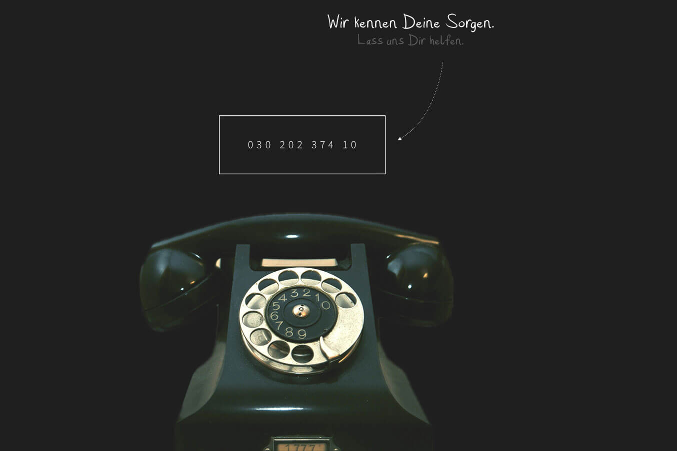 Ring, ring, ring: Das Startup-Telefon bietet Gründertipps