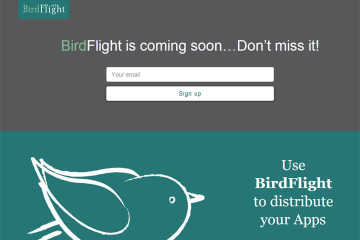 Testbirds startet mit BirdFlight ein Testflight-Alternative