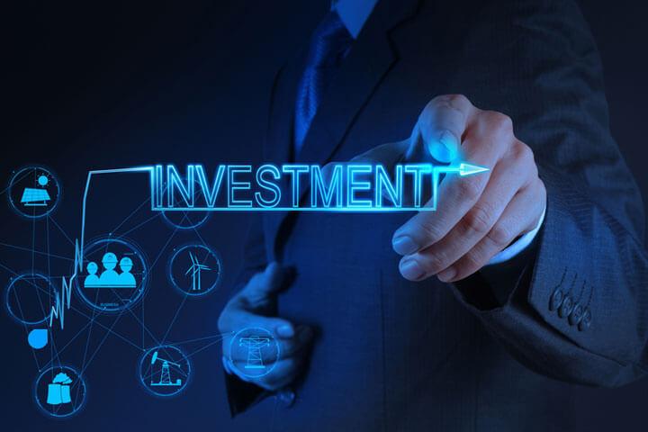Start-up-Investitionen im Februar leicht unter Vorjahr