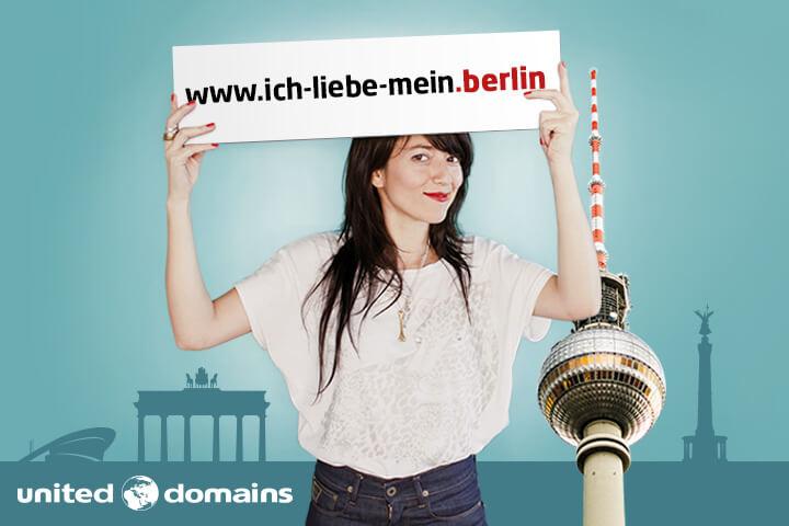 .berlin: Die neue City-Domain, nicht nur für Berliner