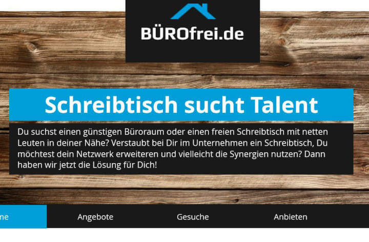 Bürofrei.de, FairMaid, Teambeat, Locay, ChackPack