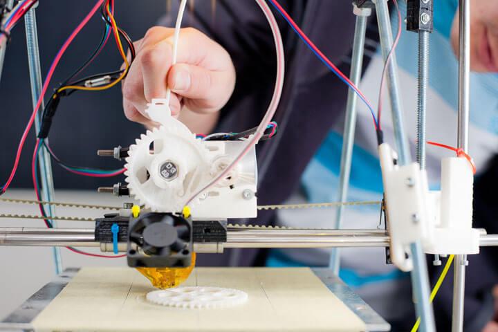 Mit crowdprinter 3D-Modelle günstig drucken lassen