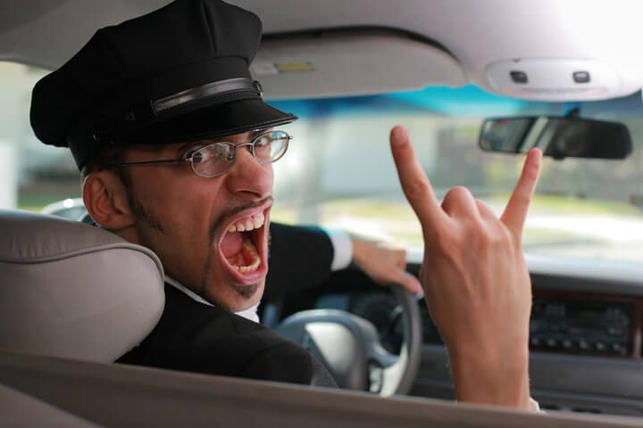 5 skurrile Dinge, die Uber-Fahrer schon gefunden haben