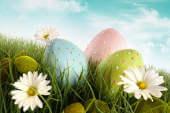 Wir wünschen ruhige und sonnige Ostern