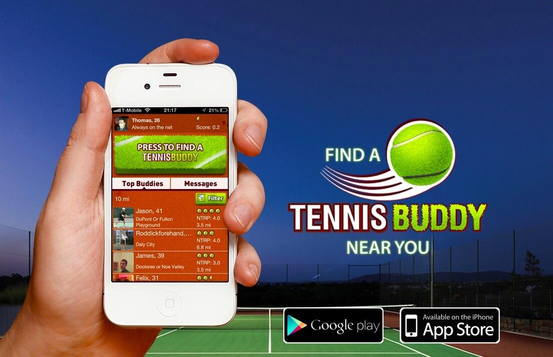 Tennis Buddy, fimovi, bSquary, VertragsAutomat, Foliodrop