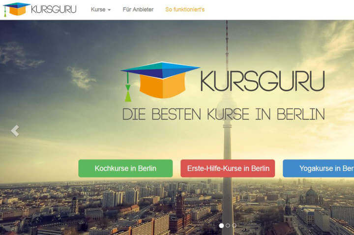 Kursguru, Deepr Journalism, Das Zentrale Fundbüro, Jobevolution, Wawibox