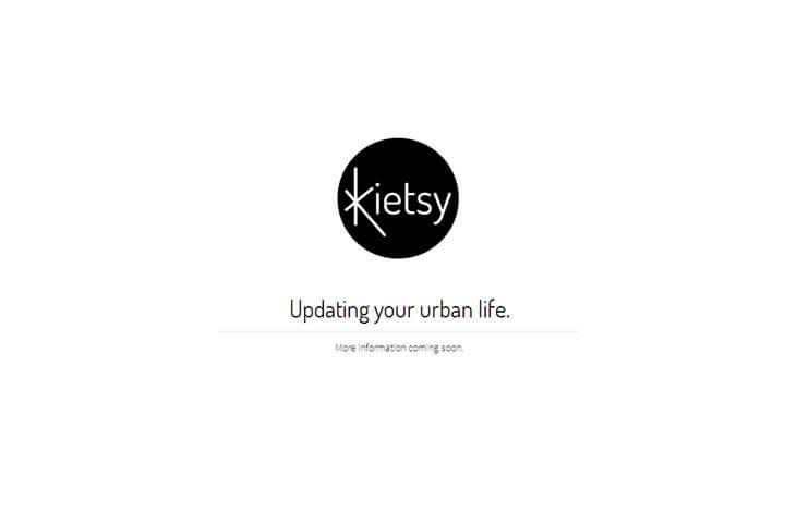 kietsy will, dass sich Menschen näher dran fühlen