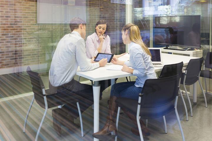 """""""Nur Meetings abhalten, die tatsächlich notwendig sind"""""""