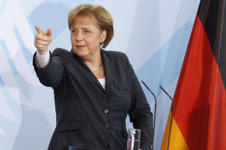 Merkel plädiert für eine Kultur des Scheiterns