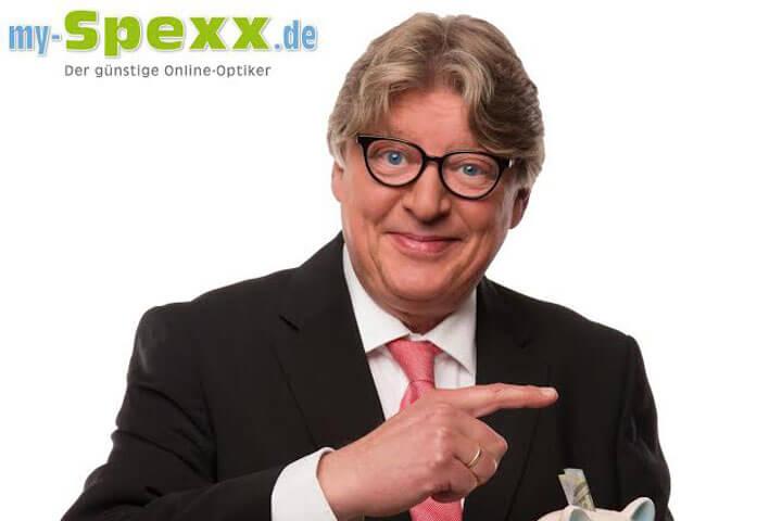 """Warum my-Spexx auf """"Preis ist heiß""""-Legende Walter Freiwald setzt"""