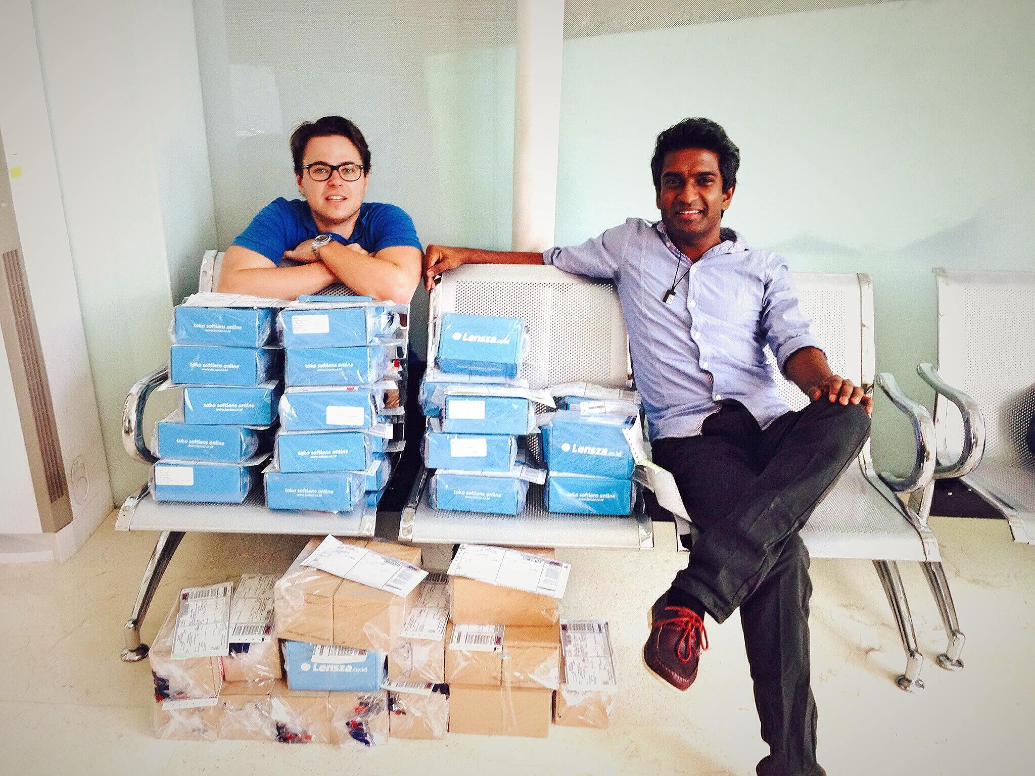 Wie zwei Deutsche ihren Shop in Indonesien hochziehen