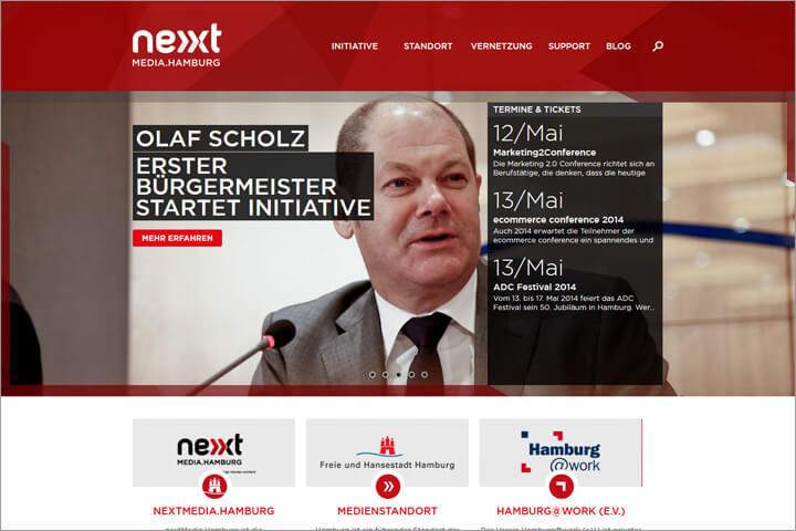 nextMedia.Hamburg will Kristallisationspunkt werden