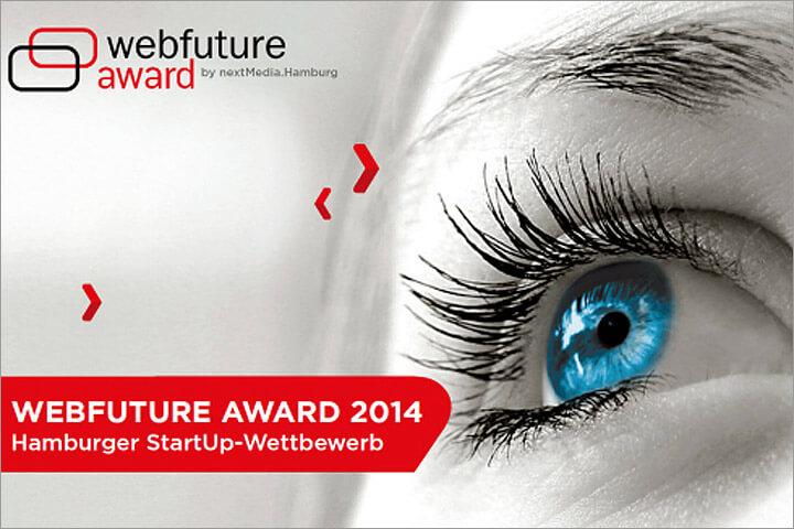 Die 10 Finalisten des Webfuture Award 2014 stehen fest