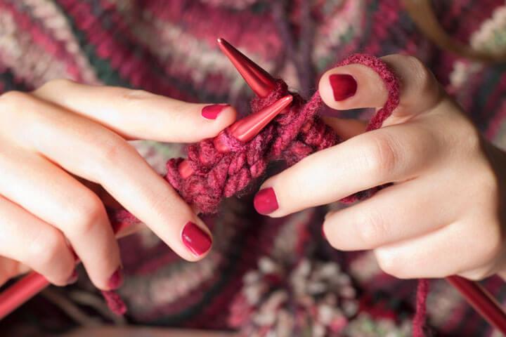 Mit Meisterclass stricken, häkeln und nähen lernen