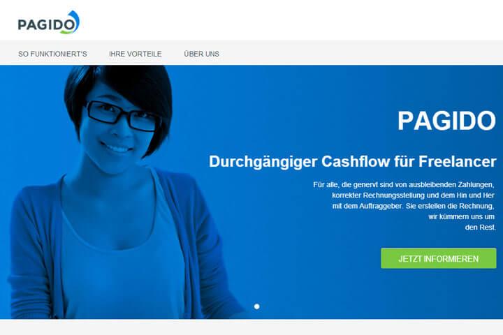 Pagido will Freelancer von der Rechnungsabwicklung befreien