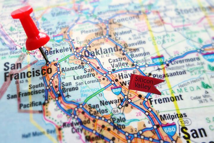 So sieht ein BBQ bei Springer im Silicon Valley aus