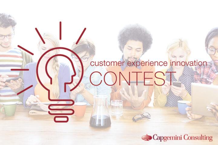 Capgemini Consulting sucht das Customer Experience Innovation Startup 2014 (Anzeige)