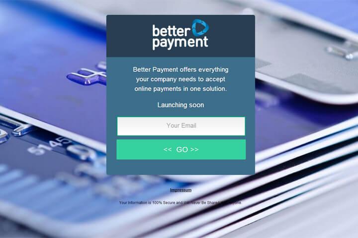 better payment will Firmen in Sachen Payment helfen