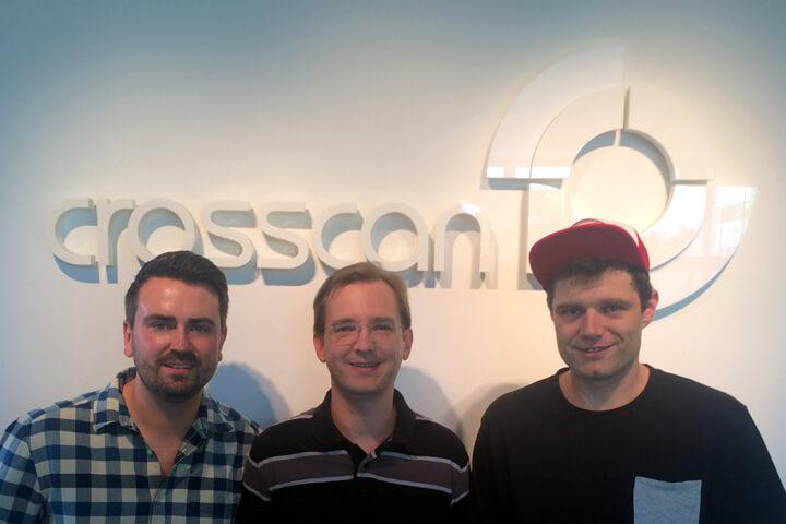 crosscan aus Witten übernimmt abel analytics aus Berlin