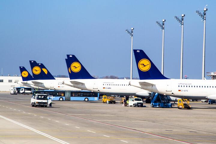 Auch die Lufthansa fliegt jetzt auf deutsche Start-ups