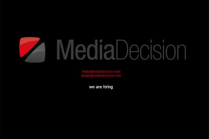Media Decision kauft Werbung in Echtzeit ein