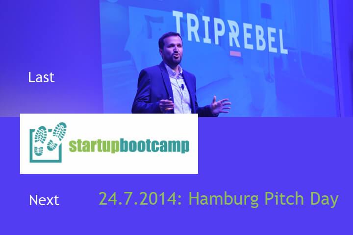 TripRebel berichtet vom Startupbootcamp und gibt Tipps