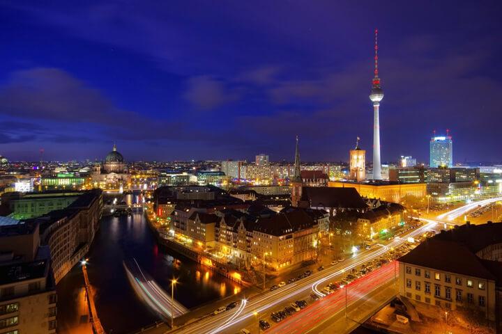 Berlin wird leider noch immer total unterschätzt