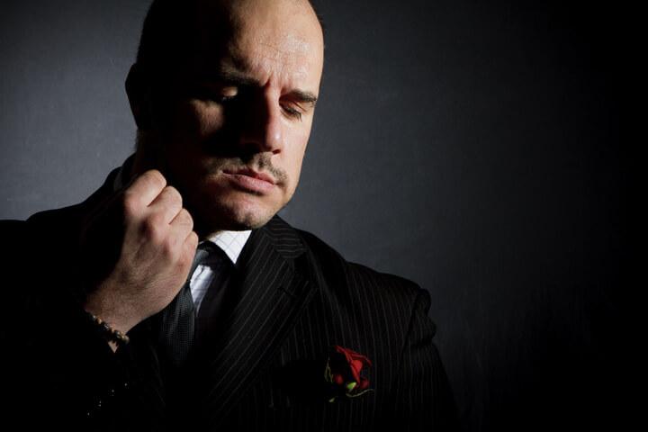 Ein Leipziger Startup, das gekonnt auf Mafia-Fotos setzt