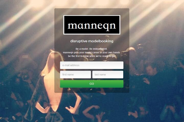 manneqn kommt die Modelagentur in die Hosentasche