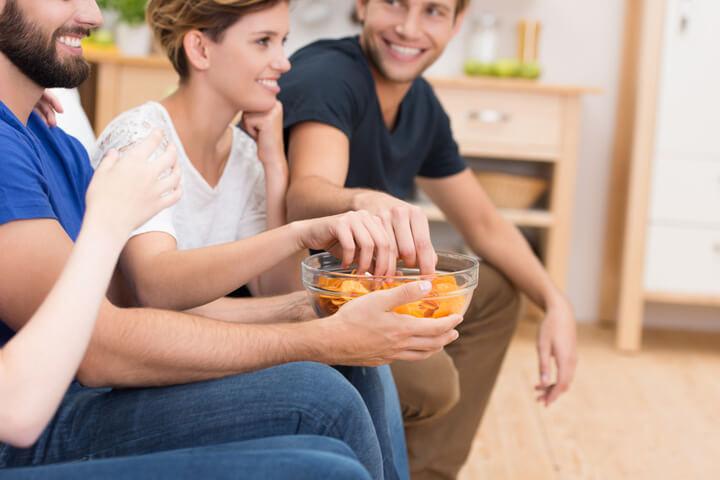 MyCouchbox liefert Snacks direkt auf die Couch
