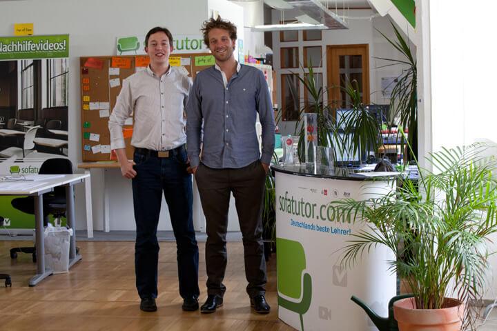 Cornelsen investiert 3,5 Millionen Euro in sofatutor