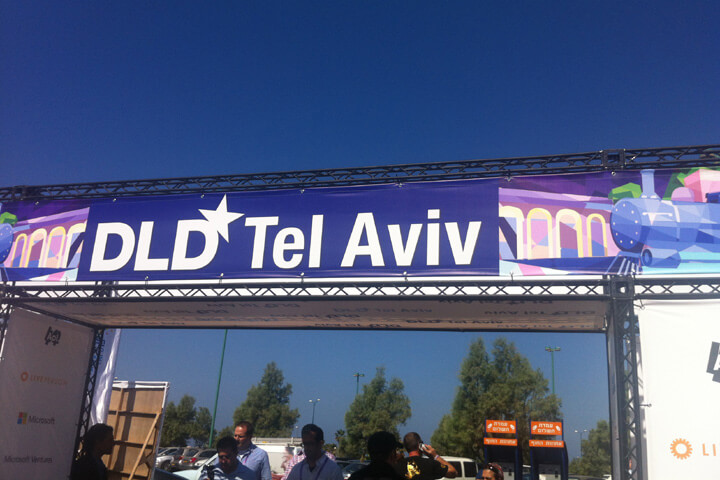 DLD, Iron Dome Count und Startup-Avenue – Only in Tel Aviv