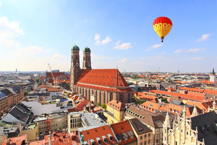 5 Gründe, warum München die bessere Startup-Stadt ist