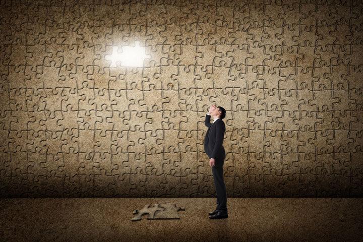 Über die größte Herausforderung für Sologründer