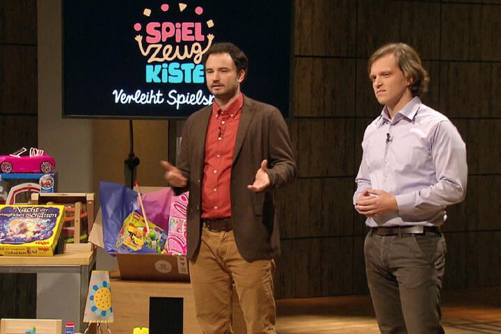 TV-Pionier Meine Spielzeugkiste – von Frank Thelen finanziert – ist insolvent #DHDL