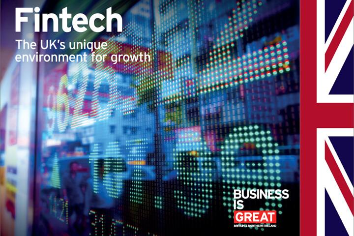 London zählt als Hub Europas in der FinTech Branche